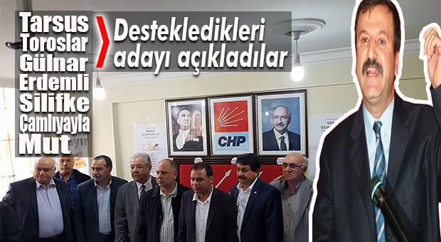 """CHP'DE DELEGE HESAPLARI BAŞLADI… 7 İLÇE BAŞKANI """"AKTAY"""" DEDİ"""