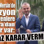 """AK PARTİ'DEN HABER VAR: """"BAZI BÜYÜKŞEHİRLERDE REVİZYON İÇİN VAKİT VAR!"""""""