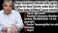 """GENEL SEKRETER'DEN """"ŞAŞIRTAN"""" PAYLAŞIM: """"VAHAP SEÇER'LE DÜN DE, BUGÜN DE, YARIN DA BİRLİKTEYİZ!"""" HAYIRDIR İNŞALLAH!!!"""