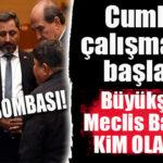 FLAŞ ÇALIŞMA: CHP'Lİ SEÇER MECLİS'E BAŞKANLIK EDEMEYECEK!