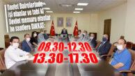 MERSİN'DE MESAİ SAATLERİ KAMU İÇİN DEĞİŞTİ!