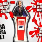 """BOMBA İDDİA: """"MERSİN PKK VE FETÖ'NÜN KALESİ, YOKSA SEÇER SEÇİLEMEZDİ!"""""""