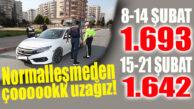 1 HAFTADA SADECE 51 VAKA  GERİLEDİK! MERSİN'DE NORMALLEŞME ZORA GİRİYOR!