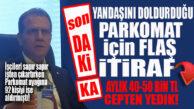 """FLAŞ İTİRAF: """"PARKOMAT YÜZÜNDEN AYLIK 40-50 BİN TL CEPTEN ÖDEDİK!"""""""