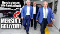 MERSİN'DE KORAY AYDIN İYİ PARTİLİLERLE BULUŞACAK!
