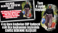 GÜLNAR'DA 4 AYDIR ARANAN 90 YAŞINDAKİ KADININ CANSIZ BEDENİNE ULAŞILDI