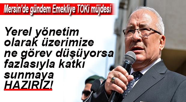 """""""BÜYÜKŞEHİR BELEDİYESİ OLARAK PROJEYİ DESTEKLİYORUZ"""""""