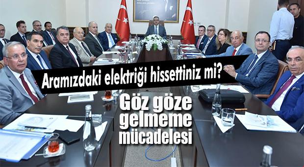 ŞERAFETTİN AŞUT & MEHMET DENİZ BULUŞTU!