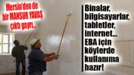 ERDEMLİ BELEDİYESİ'NDEN ALKIŞLANACAK HİZMET: KÖYLERE EBA DESTEK NOKTALARI KURULUYOR!