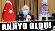KORONAYI ATLATTI, ŞİMDİ DE ANJİYO OLDU! AK PARTİLİ GÜLTAK'A BAŞARILI OPERASYON'