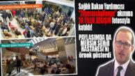 SAĞLIK BAKAN YARDIMCISI, MERSİN FOTOSUYLA 20 YILLIK DEĞİŞİMİ PAYLAŞTI!